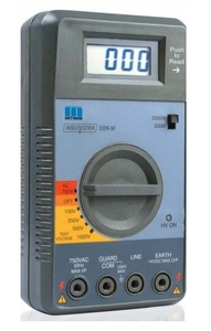 Motwane D2k-M Digital Insulation Tester (Irt Range 200 To 2000m Ohm)
