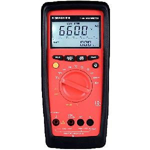 Rishabh 616 Digital Multimeter (Dc Current Range 10Μa To 10a)
