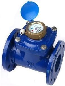 Kranti Woltman Type 100 Mm Cold Water Flow Meter Flanged End Class B