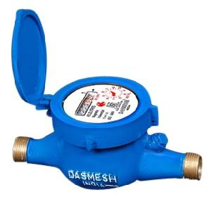 Dasmesh Multijet 50mm Cold Water Flow Meter Screwed End Class-A
