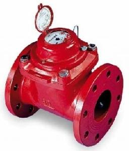 Dasmesh 150mm Woltman Type Hot Water Flow Meter Flanged End Class-B