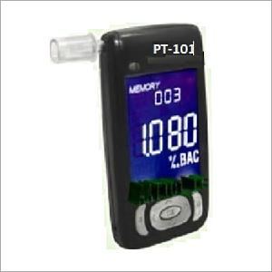 Mangal Pt-101 Digital Alcohol Breath Analyzer (Warm Up Time 20 - Sec)