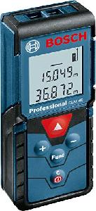 Bosch Glm 40 Laser Distance Meter 40 M Or 132 Ft