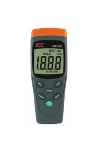 Htc Emf-522 (Display Counts 1999) Electro Magnetic Field Emf Tester