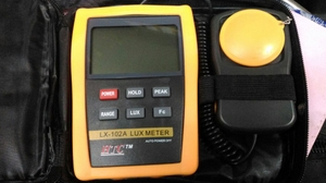 Htc Lx-102a Digital Lux Meter (Range 0 To 200000)