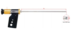 Insize Rigid Borescope (Length 209mm, Direction Angle 70?)