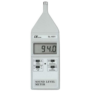 Lutron 35-130dB Digital Sound Level Meter SL-4001