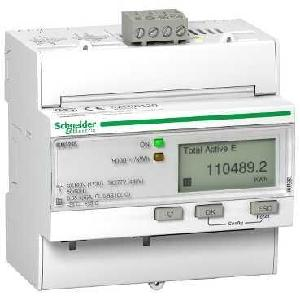 Schneider Electric Iem3210 Energy Meter Upto 63a Max. 99999999.9 Kwh