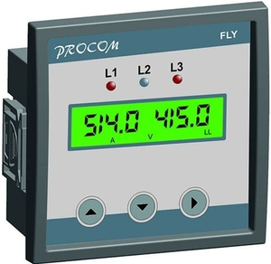 Mrm Fly-2010 Class 1 With Com Multi-Function Meter