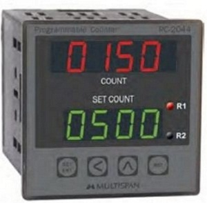 Multispan Pc-2044 Digital Programmable Counter
