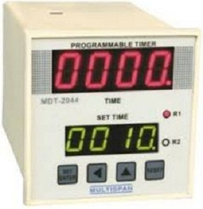 Multispan Pc-1004 Digital Programmable Counter