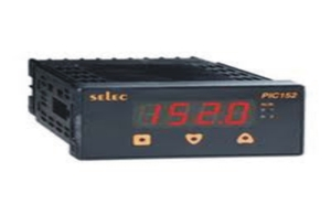 Selec Process Indicator + 2 Alarm Output Pic 152n-B-4 Retransmission Output 0-10vdc