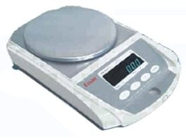 Essae Pg 1000 Precision Weighing Balance (1000g Capacity, 0.01 G Accuracy) - Green (Vfd)
