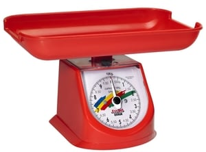 Docbel Braun Multi Weigh Measuring  Capacity 10 Kg Kitchen Scale