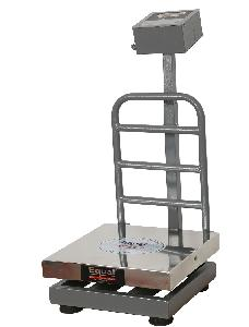 Equal Electronic Weighing Scale 100 Kg Ss Platter Eiws-1