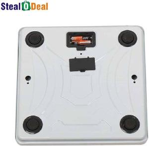 Stealodeal Ibb-150 150 Kg Blue Digital Iron Body Weighing Scale