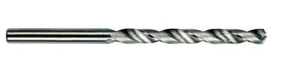 Totem Uncoated Standard Solid Carbide Jobber Drill (Drill Dia 2.50 Mm, Flute Length 30 Mm)