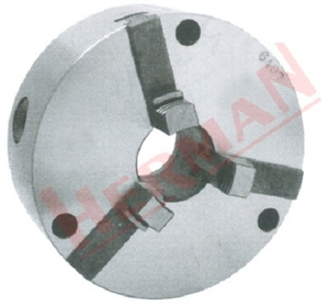 Herman Self Centering 6 Jaw Ring Turning Chuck - Size 160 Mm