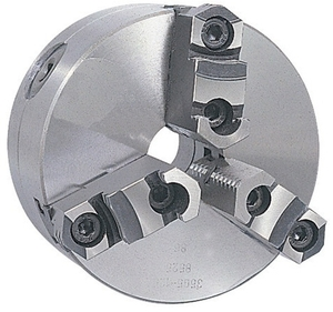 Herman Self Centering 4 Jaw Master Jaw Chuck - Size 160 Mm