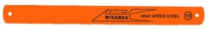 Miranda Tools Hss All Hard Power Hacksaw Blade (350 X 25 X 1.25mm Tpi 6)