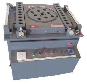 IB Basics 4 HP Automatic Bar Bending Machine Dia  Range 6-32mm ISBB-32