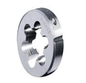Totem Hss Round Die (Outer Dia 2 Inch, Size 3/8 Inch) Npt