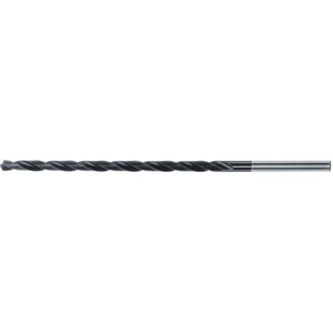 Hittco Extra Long Series Parallel Shank Drills (Size 6 Mm, Overall Length 300 Mm)