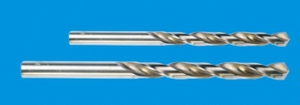 Indian Tools Slow Spiral Jobber Series Parallel Shank Drill (Size 8.43 Mm)