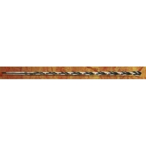 Addison Hss Taper Shank Twist Drill Extra Long (Size 15 Mm, Flute Length 250 Mm)
