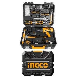 Ingco Tools Set Of 99 Pieces Hkthp10991