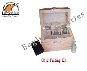 Eagle Gold Testing Kit