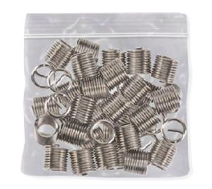 Power Coil 3/8 Inch Unc Free Running Wire Thread Inserts 3532-3/8x2.0d