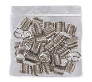 Power Coil 1/4 Inch Unf Free Running Wire Thread Inserts 3534-1/4x1.5d
