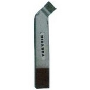 Miranda Tools Left Hand P30 Cranked Turning & Facing Tool (Shank Hxb 1212 Mm, Length 100 Mm)