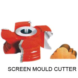 Perfect Tools 4t Screen Mould Cutter Dia.108mm Thickness 32mm Code No.1034