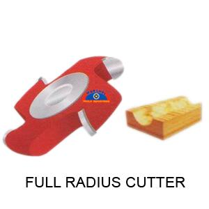 Perfect Tools Dia. 125mm Full Radius Cutter Code No.785 (Moulding 19 Mm)