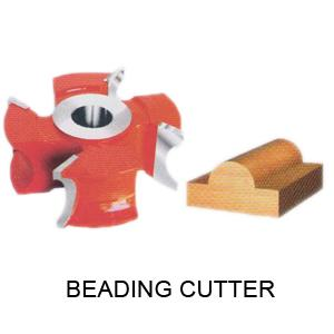 Perfect Tools 4t Beading Cutter Dia.108mm Thickness 25mm Code No.1086