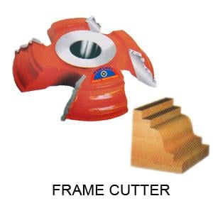 Perfect Tools 3t Frame Cutter Dia.125mm Thickness 32mm Code No.2027