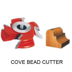 Perfect Tools 3t Cove Bead Cutter Dia.108mm Thickness 19mm Code No.1042