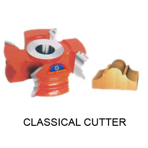 Perfect Tools 4t Classic Cutter Dia.108mm Thickness 25mm Code No.1140