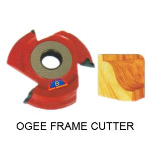Perfect Tools 3t Ogee Frame Cutter Dia.125mm Thickness 17mm Code No.2087