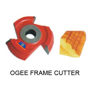 Perfect Tools 3t Ogee Frame Cutter Dia.125mm Thickness 25mm Code No.2097