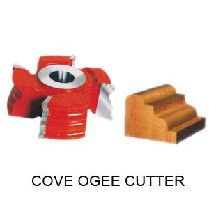 Perfect Tools 3t Cove Ogee Cutter Dia.108mm Thickness 19mm Code No.1047