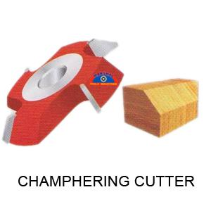 Perfect Tools Dia. 125mm Champhering Cutter Code No.770 (Moulding 15 Mm)