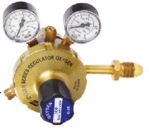 Esab Dura Oxygen O2 Double Stage Regulator
