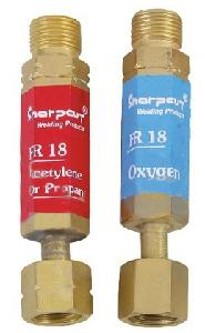 Sharpcut Flash Back Arrester Set Of 2 Sha-2086