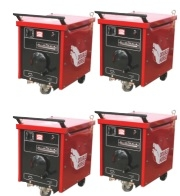Ador Welding Double Racer - 300 Three Phase Arc Welding Transformer 120 Kg