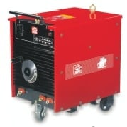 Ador Welding Red 400 (S) Three Phase Arc Welding Transformer 98 Kg
