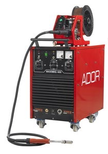 Ador Welding Maximig 400 D Diode Based Mig/Mag Welding Outfit