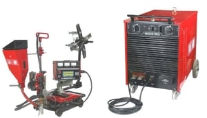 Ador Welding Maestro 1000 -02 T(F) Submerged Arc Welding Machine